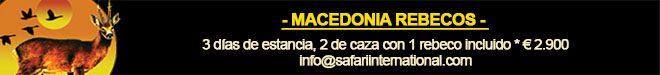 Safaris en macedonia